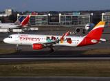 A320 EC-LYE