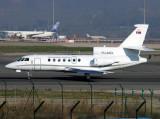 Falcon 50 YU-BNA