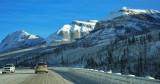 Highway 93 - leaving Radium