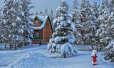 Plenty of snow!!