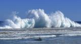 West coast swells!