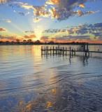 Mandurah Estuary Sunrise
