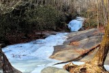 Widows Creek & the Waterfalls & Cascades