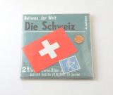 08 Viewmaster Die Schweiz Switzerland 3 Reels with Coin & Stamp Sawyer's 21 Pack 3D.jpg