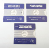 04 Viewmaster Belgien Belgium 3 Reels with Coin & Stamp Sawyer's Pack 3D.jpg