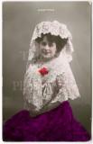 Edwardian Stage Actress Postcard