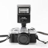 01 Minolta X-300 35mm SLR Film Camera Body with Auto 200X Flash.jpg