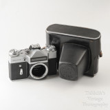 05 Zenit Zenith E 35mm Film SLR Camera Body with Case .jpg