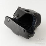 05 Olympus Black Leatherette SLR Camera Case 1 for the OM10 OM1 OM2 OM3 OM20.jpg