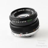 03 Olympus OM 50mm f1.8 Auto S Standard Lens OM Mount.jpg