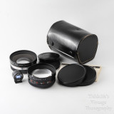 01 Yashica Electro 35 Telephoto f4 & Wide Angle f4 Auxiliary Lens Kit with Case Viewfinder Caps and Instructions.jpg
