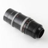 06 Meyer Optik Görlitz Orestegor 200mm f4 Preset Lens Zebra M42 Screw Mount.jpg