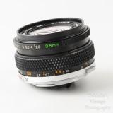 05 Olympus Zuiko 28mm Auto W OM Mount Lens - FAULTY STICKY IRIS.jpg