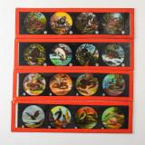 04 Box of 14 Magic Lantern Colour Slides - Animals, Snakes.jpg
