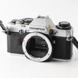Olympus OM10 35mm SLR Camera with 50mm f1.8 OM Lens & Case