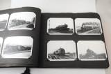 09 Old Photo Album Trains Locomotives Etc. Approx. 117 Photos 1960s 1970s- Loco.jpg