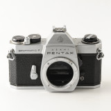 01 Asahi Pentax Spotmatic F SLR Camera Body - FAULTY SHUTTER.jpg
