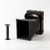 06 Kodak Brownie No. 2 Cartridge Hawk-Eye Model B 120 Roll Film Box Camera - Working.jpg