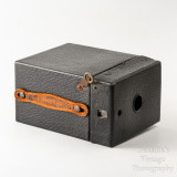 04 Kodak Brownie No. 2 Cartridge Hawkeye Model C 120 Roll Film Box Camera.jpg