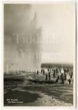 001 The Great Geyser Eruption Icelandic Vintage Photo.jpg