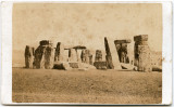 Stonehenge CDV Carte de Visite Vintage Photo - Judd of Maddington Wiltshire