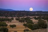 O Nascer da Lua no Alentejo