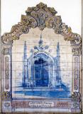 Pórtico da Igreja de Marvila