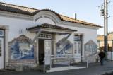 Os Azulejos da Estação de Santarém