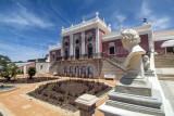 Palácio de Estói com os seus Jardins, Fontes e Estatuária (IIP)