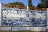 O Painel de Azulejos de Neptuno