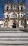 O Mosteiro de Alcobaça em 15 de Março de 2017