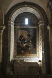 Capela de Santo António com o túmulo de D. Vataça