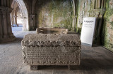 Túmulo de D. Sesnando Davides - 1º Governador de Coimbra (1064-1091