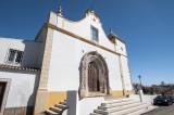 Monumentos de Alvor - Pórticos Principal e Lateral da Igreja do Divino Salvador de Alvor