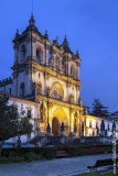 O Mosteiro de Alcobaça em 17 de Outubro de 2003