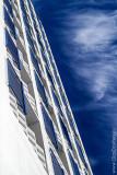 Faro Azul e Branco