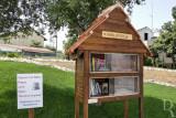 A Biblioteca Livre do Nadadouro