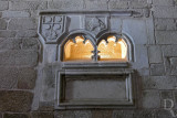 Túmulo dos pais e irmão de Isabel Gouveia