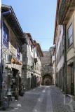 Rua da Fraternidade e Torre dos Ferreiros