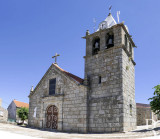 Igreja de São Tiago, Paroquial de Alfaiates