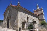 Igreja Matriz de Vilar Maior e Torre Anexa (Interesse Municipal)