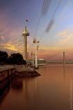 Parque das Nações - Vasco da Gama de Torre a Hotel