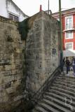 A Cerca Moura e Vestígios da Romana