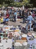 Feira da Ladra - Antiques and 2nd hand goods