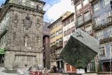 O Cubo e a Fonte de São João em 2003