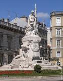 Monumento aos Soldados Mortos na I Guerra