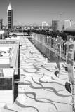 Calçada Mar Largo por Fernando Conduto