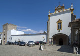 A Igreja dos Lóios e o Palácio dos Duques de Cadaval