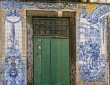 Azulejos do Pintor Reis, Fábrica Roseira (1918)