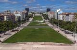 Alameda Dom Afonso Henriques em 2002